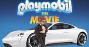 Playmobil : un film avec la Mission E de Porsche !