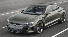 La future Audi e-Tron GT se prépare à entrer en production