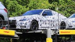 BMW Série 4 2020 : Les premières images du coupé