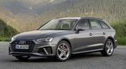 Premiers prix annoncés pour la nouvelle Audi A4 2019