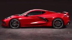 Corvette C8 Stingray: moteur central