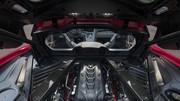 Chevrolet dévoile sa nouvelle Corvette C8