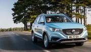 MG : retour en Europe avec le SUV électrique ZS EV