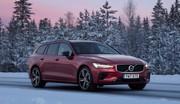 Essai Volvo V60 T8 : think tank