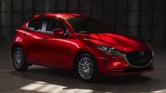 Mazda 2 restylée : nouveau visage