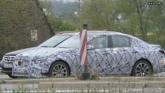 La future génération de la Mercedes Classe C de sortie