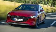 Essai Mazda 3 Skyactiv-X (2019) : le facteur X