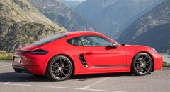 Essai Porsche 718 Cayman T : pure T ?