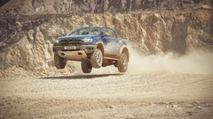 Ford Ranger Raptor : on a testé le jump !