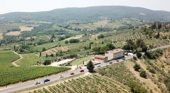 Road trip Caradisiac en Alfa Romeo-Fiat - J5 : De Florence à San Remo, la plus longue étape