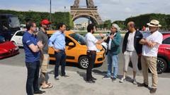 Essais longue durée Alfa Romeo-Fiat - J7 - De Pigna à Paris : les premiers enseignements du road trip