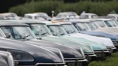 Citroën fête ses 100 ans avec ses admirateurs