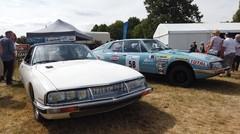 Caradisiac en visite au rassemblement du centenaire Citroën