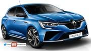 Future Renault Mégane restylée (2020) : hybride rechargeable au programme