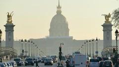 Pollution : circulation différenciée en Ile-de-France et à Lyon le 23 juillet