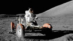 Lunar Roving Vehicle : en voiture sur la Lune