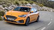 Essai Ford Focus ST : La course vers le sommet