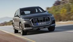 Audi SQ7 : renouveau esthétique
