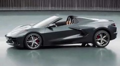 Chevrolet Corvette C8 Cabriolet (2020) : la version cab confirmée