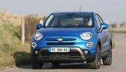 Essai Fiat 500X Cross My20 (2020) L'Aventurière Transalpine