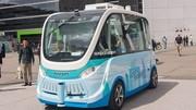 Arrêt de la navette autonome à Paris et accident à Vienne