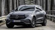 Mercedes EQC : prix dès 78 950 €