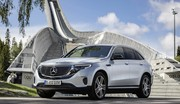 Mercedes EQC : tarifs et caractéristiques