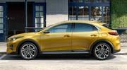 KIA XCeed : le SUV sur base de Ceed annonce ses prix !