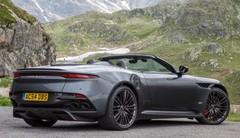 Essai Aston Martin DBS Superleggera Volante: performance brutale
