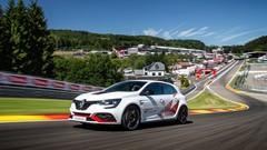 Nouveau record pour la Renault Mégane RS Trophy R