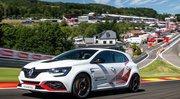 Record du tour à Spa-Francorchamps pour la Mégane 4 RS Trophy-R