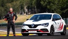 La Renault Mégane RS Trophy-R bat aussi la Honda à Spa