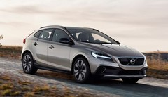 Fin de production pour la Volvo V40
