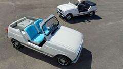 La Renault 4L devient électrique avec le concept e-Plein Air