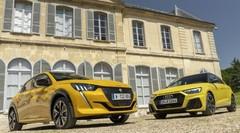 Peugeot 208 vs Audi A1 : la quête du premium