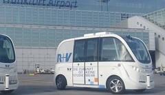 Véhicules autonomes : Navya victime du retard au décollage
