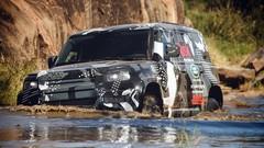 Le nouveau Defender viendra en France pour le Jaguar et Land Rover Festival