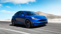 Le futur SUV électrique Tesla Model Y bientôt en production