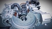 Hyundai-Kia : gestion active de boîte pour hybride