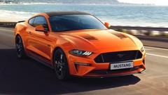 Ford Mustang : une série spéciale pour les 55 ans
