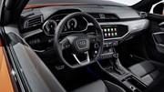 Audi Q3 Sportback : la surprise des anneaux