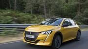 Essai prototype Peugeot 208 : changement de programme