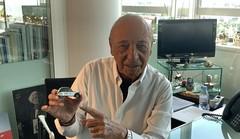 """Rencontre avec Jacques Séguéla : """"La 2CV a changé ma vie"""" - Interview vidéo"""