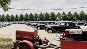 Galerie : nos photos du centenaire Citroën à la Ferté-Vidame