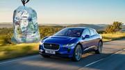 Jaguar Land Rover va fabriquer des pièces avec des déchets plastiques