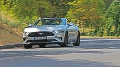 Essai de la Ford Mustang Ecoboost Cabriolet : sacrilège ?