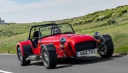 Caterham Seven 485 SCR : la super-car abordable !