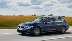 Essai BMW Série 3 Touring : le charme de l'ancien