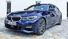 Essai de la BMW Serie 3 Touring (2019) : chacun ses priorités