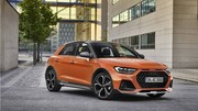 Audi A1 Citycarver : l'A1 qui voulait devenir « Allroad »
